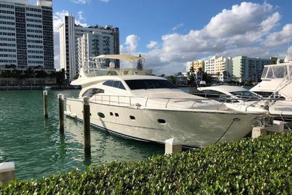 Ferretti 680 Flybridge for sale in United States of America for $989,000 (£752,297)