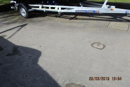 Nicholson 1800 KG TRAILER for sale in United Kingdom for £1,999