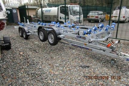 Nicholson 2600 KG TRAILER for sale in United Kingdom for £2,995