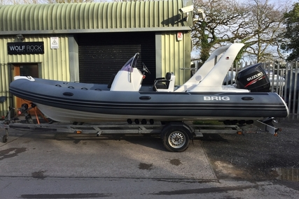 Brig Eagle 650 (2017) - ORCA Hypalon for sale in United Kingdom for £39,995
