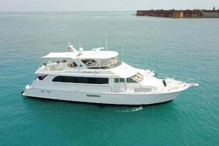Hatteras 75 MOTOR YACHT for sale in United States of America for $1,449,000 (£1,118,539)
