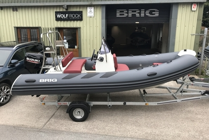 Brig Navigator 485 - ORCA Hypalon for sale in United Kingdom for £22,694