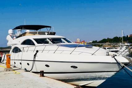 Sunseeker Manhattan 74 for sale in Malta for €450,000 (£396,350)