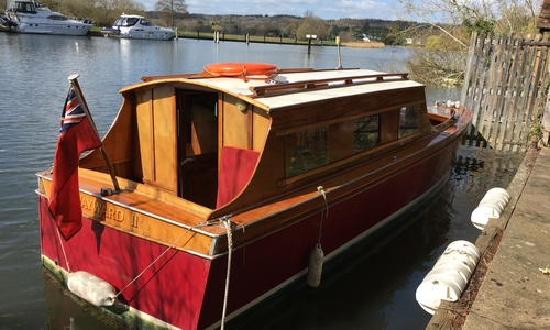 Image of Andrews Thames Day Launch for sale in United Kingdom for £17,950 Henley on Thames, United Kingdom