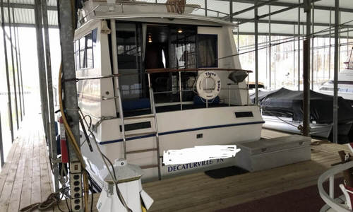 Image of Gulfstar 49 for sale in United States of America for $110,000 (£79,179) Decaturville, Tennessee, United States of America