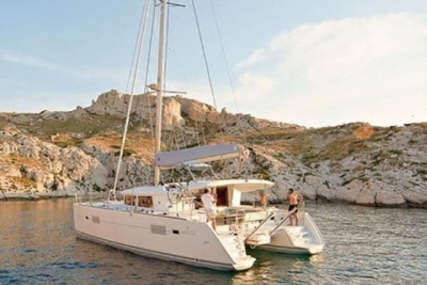 Lagoon 400 S2 for sale in Turkey for €255,000 (£223,912)