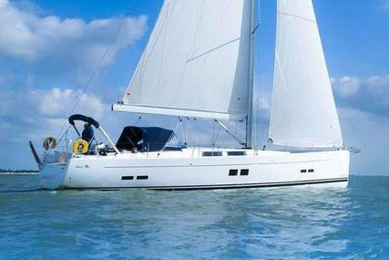 Hanse 575 for sale in Greece for €330,000 (£285,053)