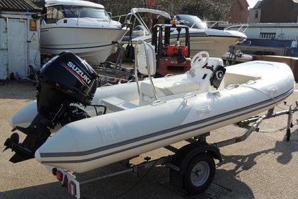 Ribeye TS400 RIB - Suzuki DF30 and Trailer for sale in United Kingdom for £6,995