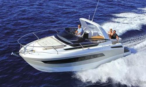 Image of Jeanneau Leader 30 for sale in United Kingdom for £153,995 Plymouth, United Kingdom