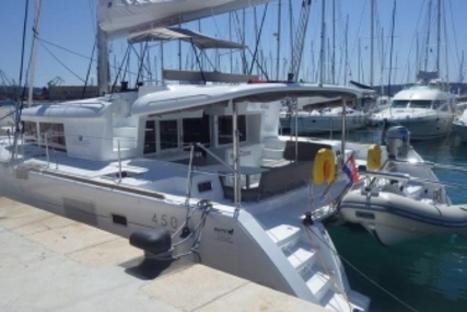 Lagoon 450 for sale in Croatia for €459,000 (£397,210)