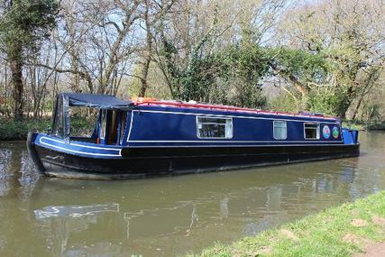 Narrowboat 42' Cruiser Stern for sale in United Kingdom for £45,000