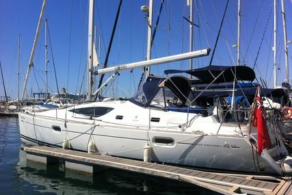 Jeanneau Sun Odyssey 42 DS for sale in Spain for €118,000 (£103,436)