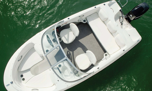 Image of Bayliner 160BR for sale in United Kingdom for P.O.A. Farndon Marina, United Kingdom