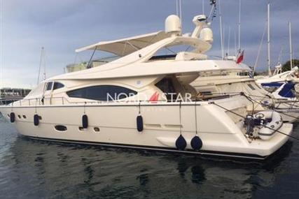 Ferretti 760 for sale in Turkey for €800,000 (£705,200)