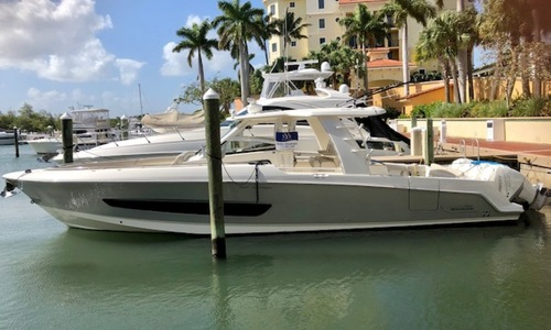 Image of Boston Whaler 420 Outrage for sale in United States of America for $830,000 (£652,188) Jupiter, Florida, United States of America