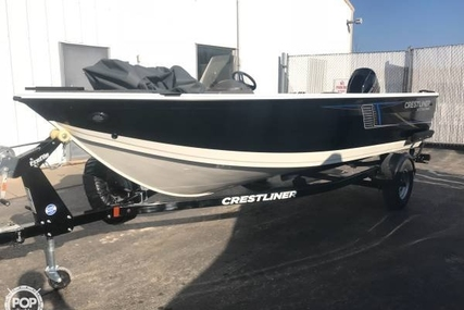 Crestliner 1650 Fish Hawk for sale in United States of America for $27,800 (£21,460)