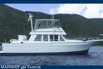 Mainship 430 Trawler for sale in United States of America for $159,900 (£126,127)