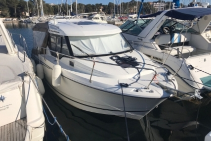 Jeanneau Merry Fisher 795 for sale in France for €62,000 (£53,735)