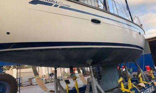 Image of Bavaria Cruiser 46 for sale in Spain for €99,000 (£89,049) Costa Blanca, Spain