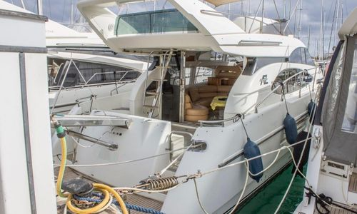 Image of Azimut Yachts 52 for sale in Spain for P.O.A. (P.O.A.) Costa Blanca, Spain
