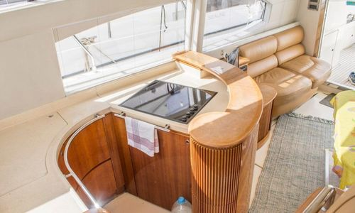 Image of Azimut Yachts 52 for sale in Spain for €137,000 (£123,831) Costa Blanca, Spain
