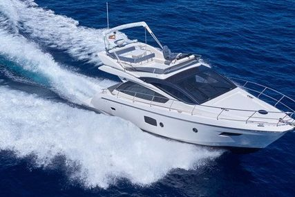 Astondoa 44 Flybridge for sale in Spain for €350,000 (£317,250)