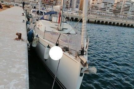 Hanse 461 for sale in Spain for €120,000 (£109,581)