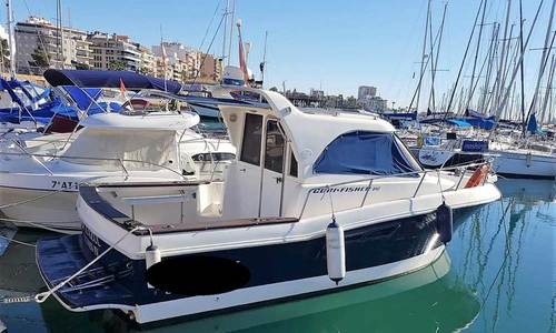 Image of Corifisher 840 for sale in Spain for €37,000 (£30,715) Costa Blanca, Spain