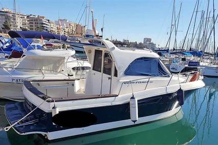 Corifisher 840 for sale in Spain for €37,000 (£32,442)