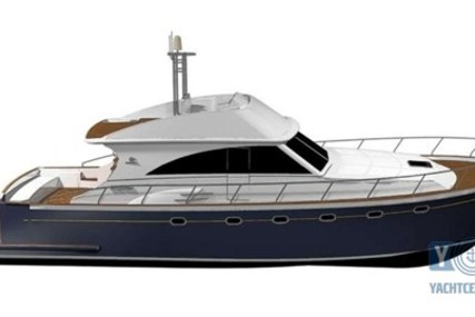 Cantieri Estensi 560 GOLDSTAR FLY for sale in Italy for €490,000 (£424,169)