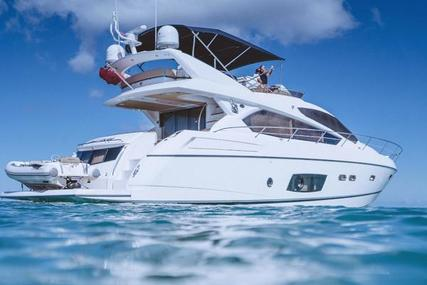 Sunseeker Manhattan 63 for sale in United States of America for $1,450,000 (£1,193,416)