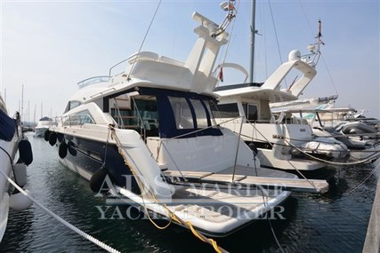 Fairline Squadron 55 for sale in Croatia for €540,000 (£466,450)