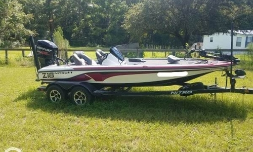 Image of Nitro Z18 for sale in United States of America for $39,900 (£28,940) Fort White, Florida, United States of America