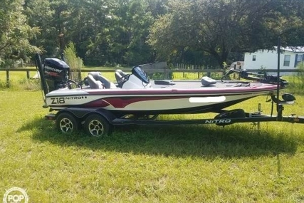 Nitro Z18 for sale in United States of America for $43,900 (£33,897)