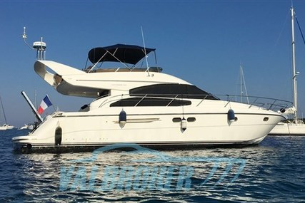 Princess 50 for sale in France for €260,000 (£227,910)