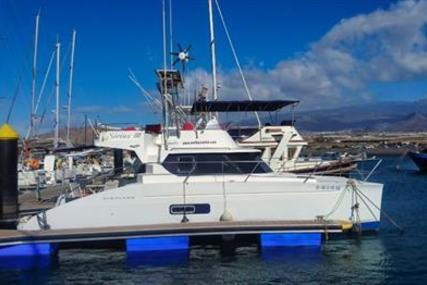 Fountaine Pajot Highlander Pilot 35 for sale in Spain for €130,000 (£117,504)
