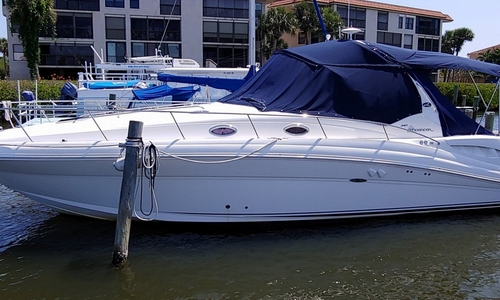 Image of Sea Ray 340 Sundancer for sale in United States of America for $93,900 (£71,438) Satellite Beach, Florida, United States of America