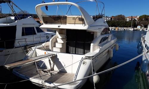 Image of Princess 45 for sale in Croatia for €189,000 (£170,071) Croatia
