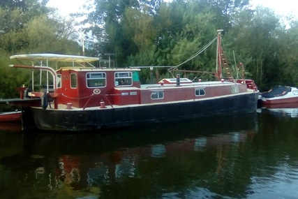 Yarwood Steel Barge for sale in United Kingdom for £72,000