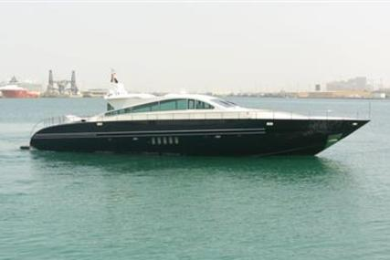 Leopard 27m for sale in United Arab Emirates for $850,000 (£659,620)