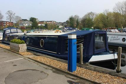 Aqualine 60' x 10' Widebeam for sale in United Kingdom for £113,000