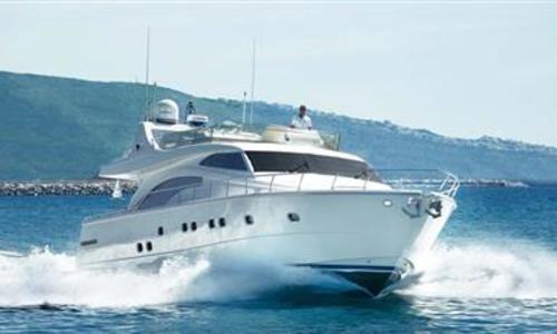 Image of Ferretti 68 for sale in Greece for €580,000 (£529,327) Greece