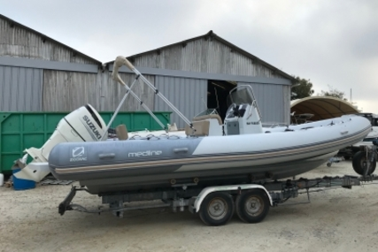Zodiac 740 Medline for sale in France for €67,900 (£59,520)