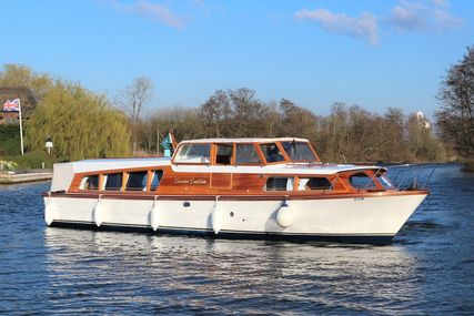 Ernest Colins Replica 35 for sale in United Kingdom for £79,950
