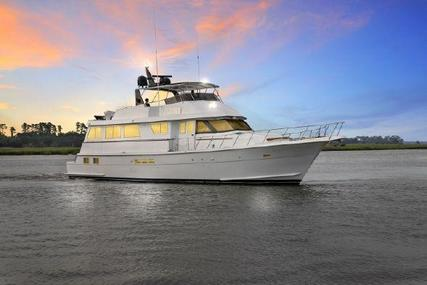 Hatteras Cockpit Motor Yacht for sale in United States of America for $595,000 (£476,625)