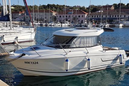 Jeanneau Merry Fisher 755 for sale in Croatia for €45,750 (£39,585)