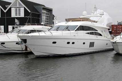 Princess 67 Flybridge for sale in Denmark for kr7,450,000 (£862,403)