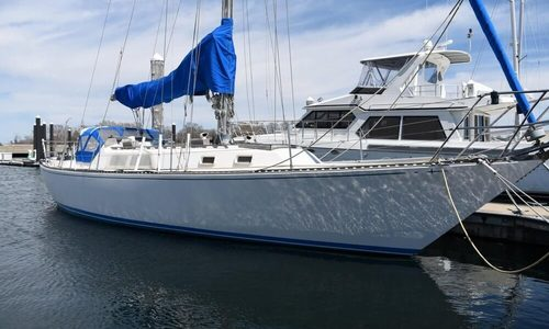 Image of Capital Yachts NEWPORT 41S for sale in United States of America for $19,500 (£15,300) Newport, Rhode Island, United States of America