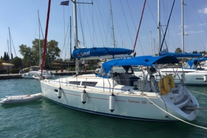 Jeanneau Sun Odyssey 36i for sale in Greece for €49,000 (£44,075)