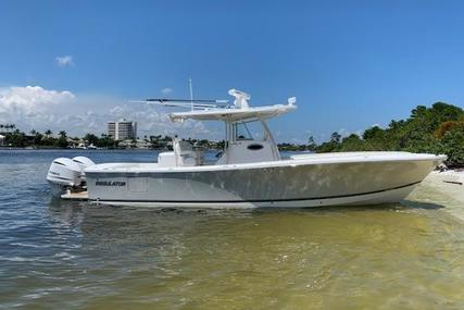 Regulator 31 for sale in United States of America for $310,000 (£239,229)